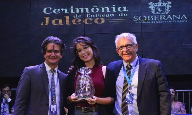 CERIMÔNIA DO JALECO 2019.2